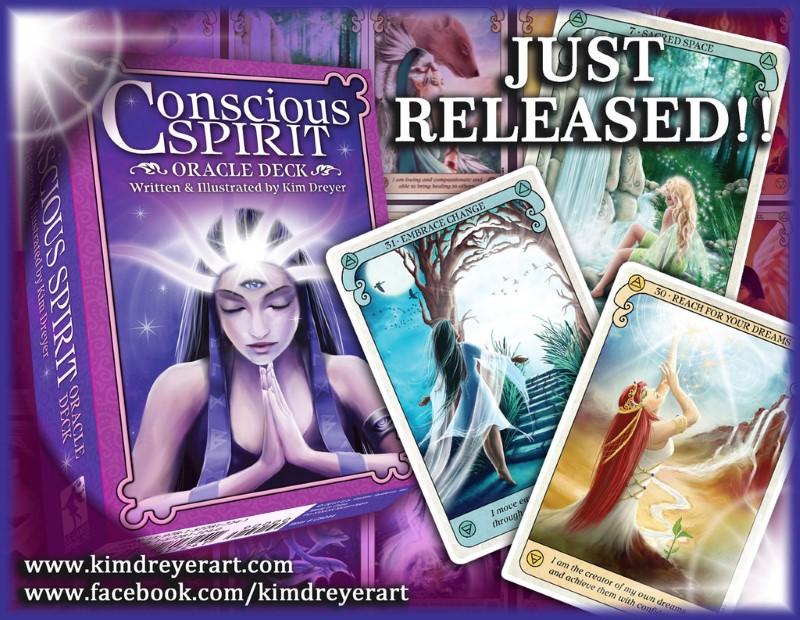 Conscious Spirit Oracle Deck 4