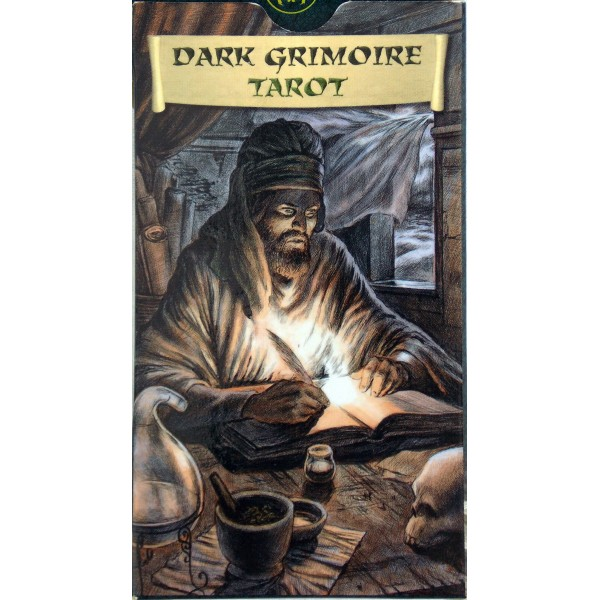 Dark Grimoire Tarot Deck