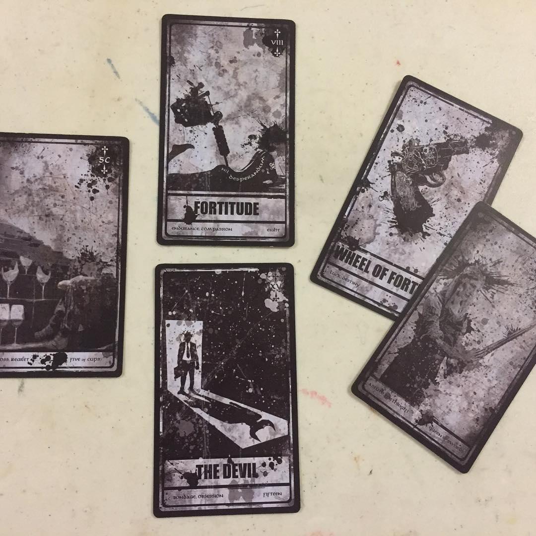 Darkana Tarot 2