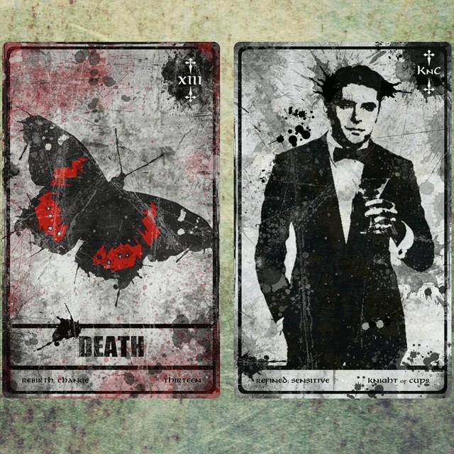 Darkana Tarot 3
