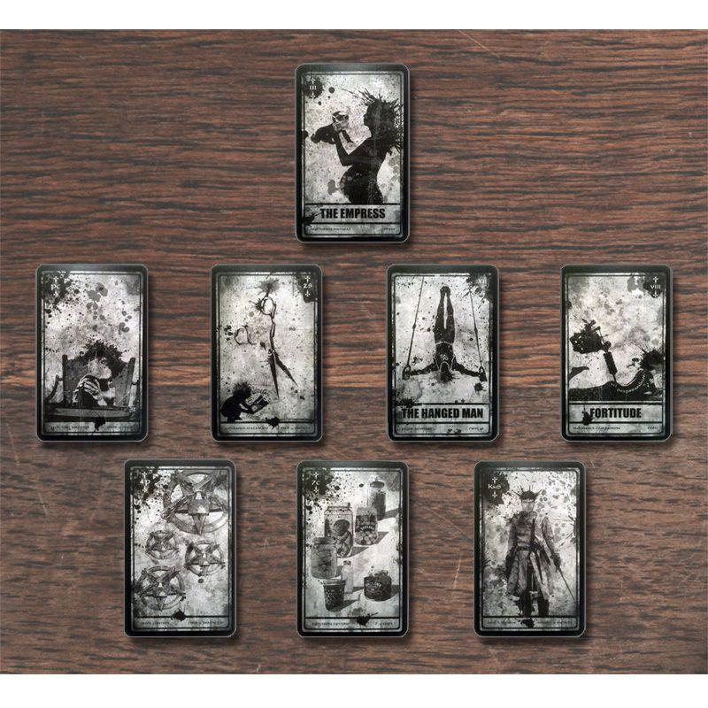 Darkana Tarot 4