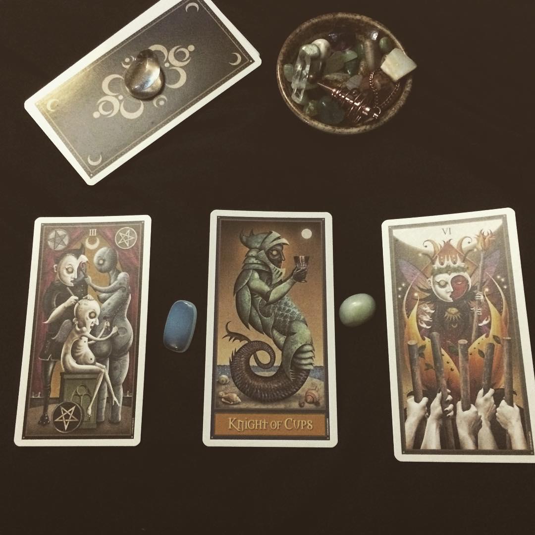 Deviant Moon Tarot Premier Edition 6