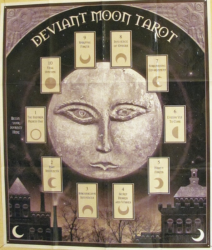 Deviant Moon Tarot Premier Edition 8