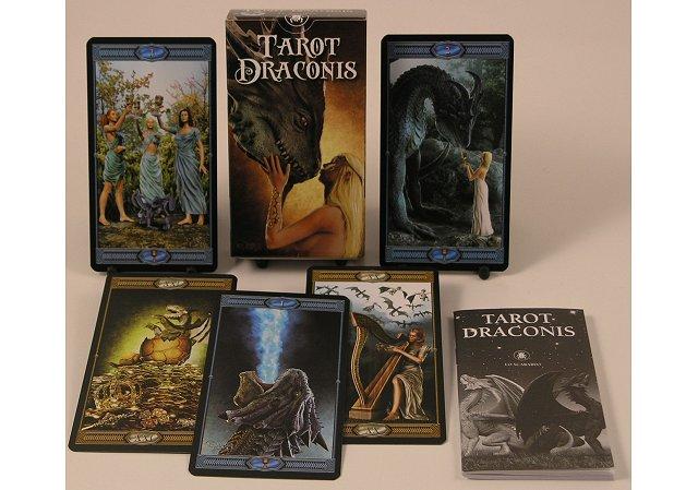 Draconis Tarot 2
