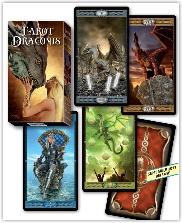 Draconis Tarot 4