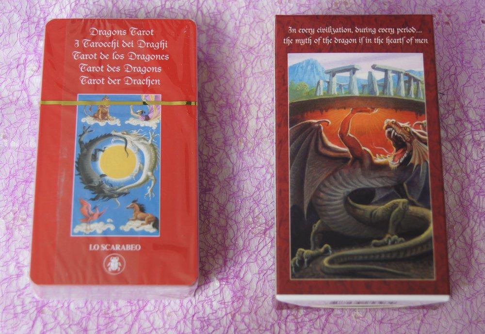 Dragons Tarot 2