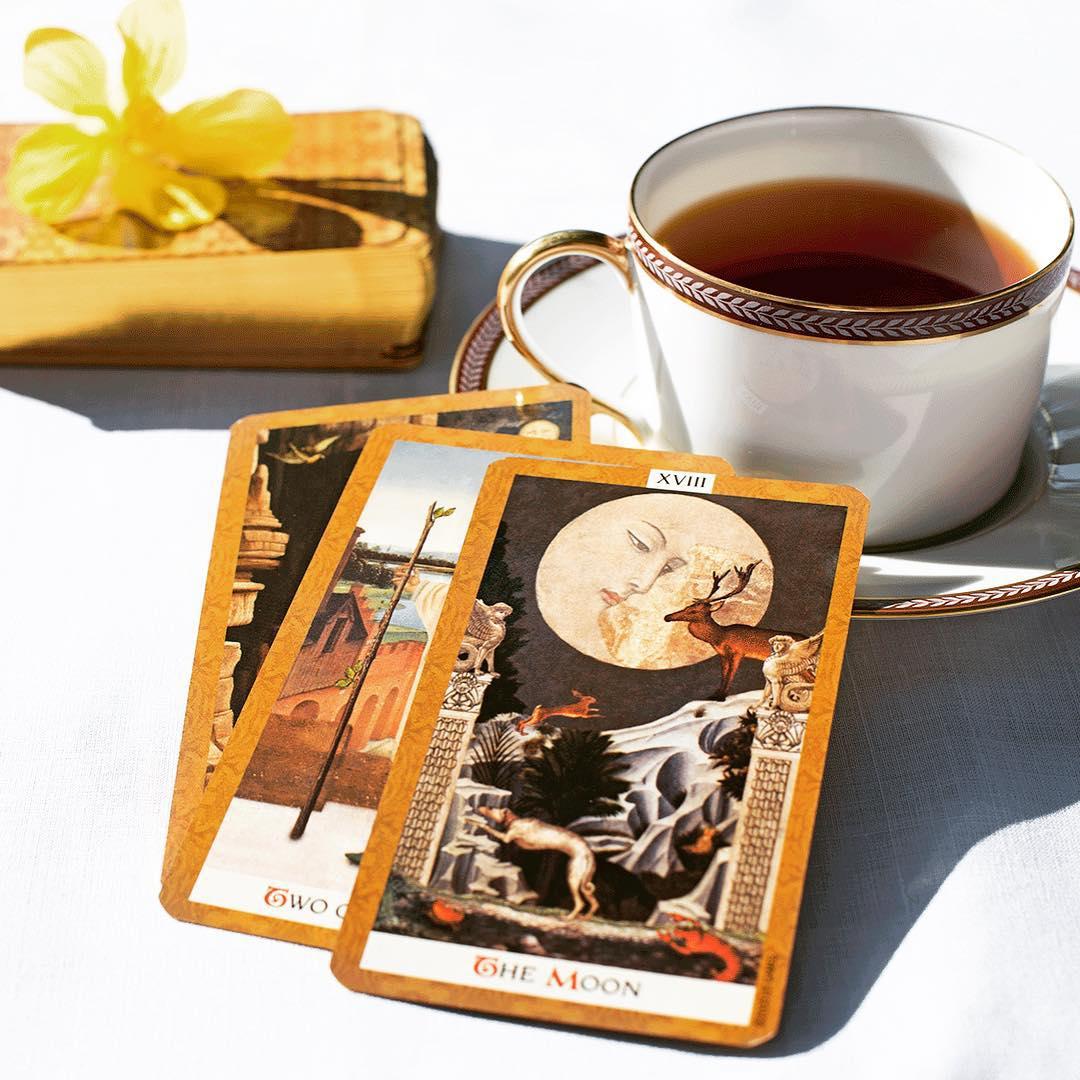 Golden Tarot 2