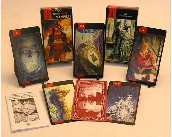 Gothic Tarot of Vampires 2