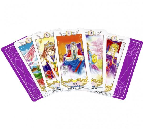 Manga Tarot Selena Lin 3
