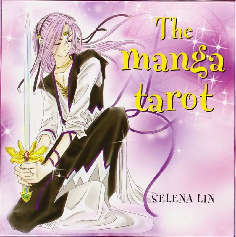 Manga Tarot Selena Lin