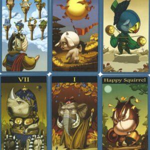 Mibramig Magical Tarot Deck 3