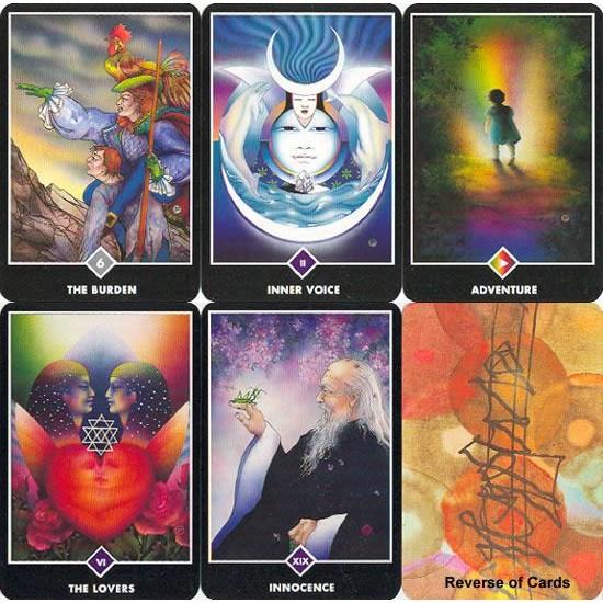 Osho Zen Tarot 2