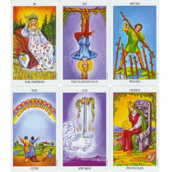 rider waite tarot meanings pdf