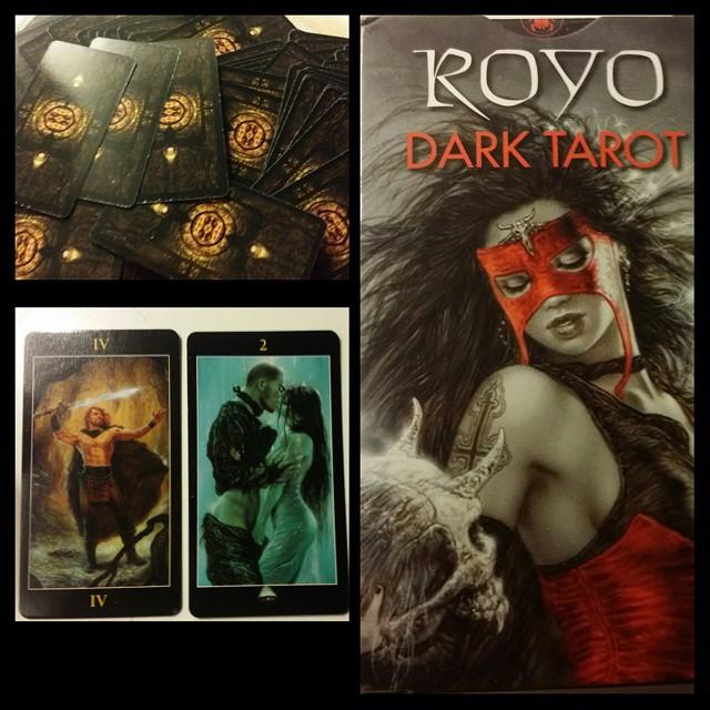 Royo Dark Tarot Deck 2