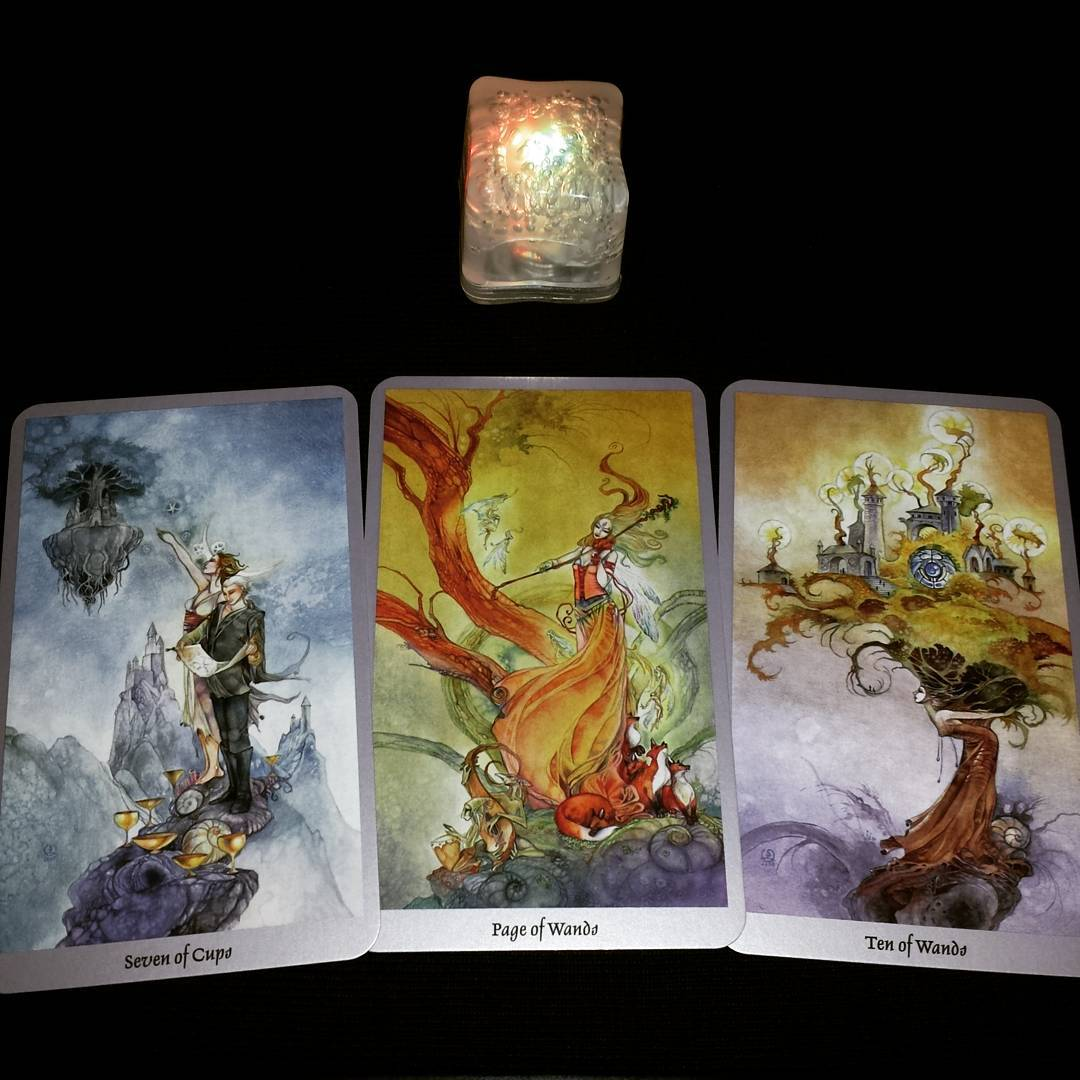 Shadowscapes Tarot Kit 3