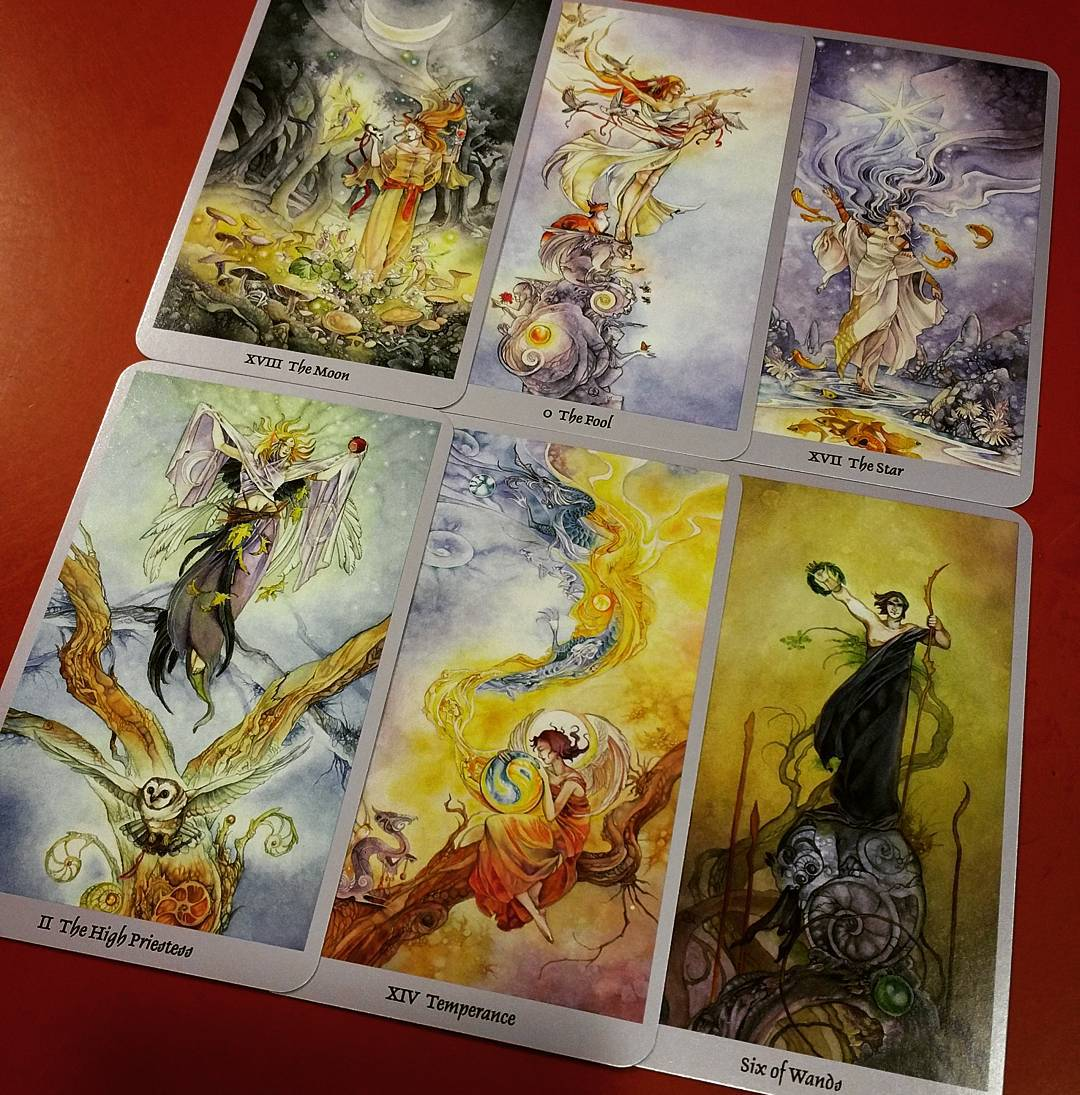 Shadowscapes Tarot Kit 4