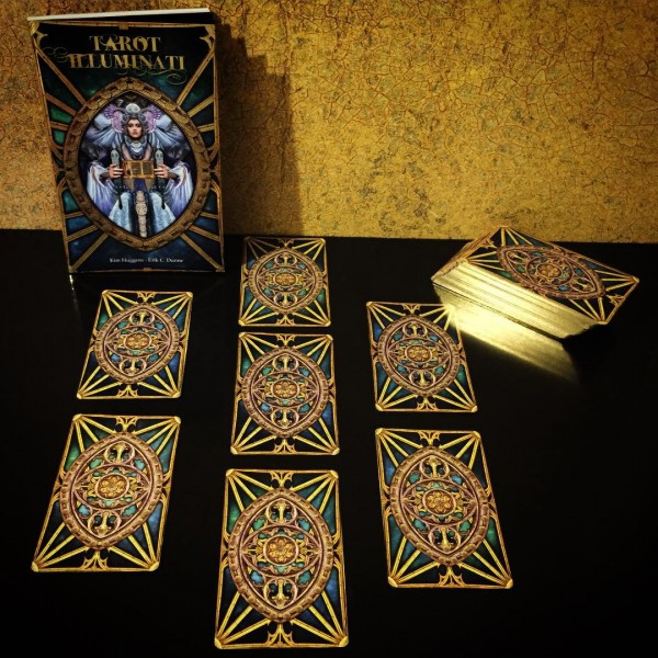 Tarot Illuminati Kit 4