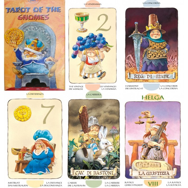 Tarot of the Gnomes 2