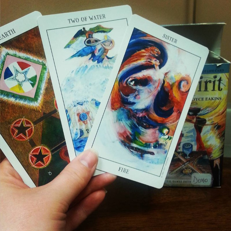Tarot of the Spirit 4