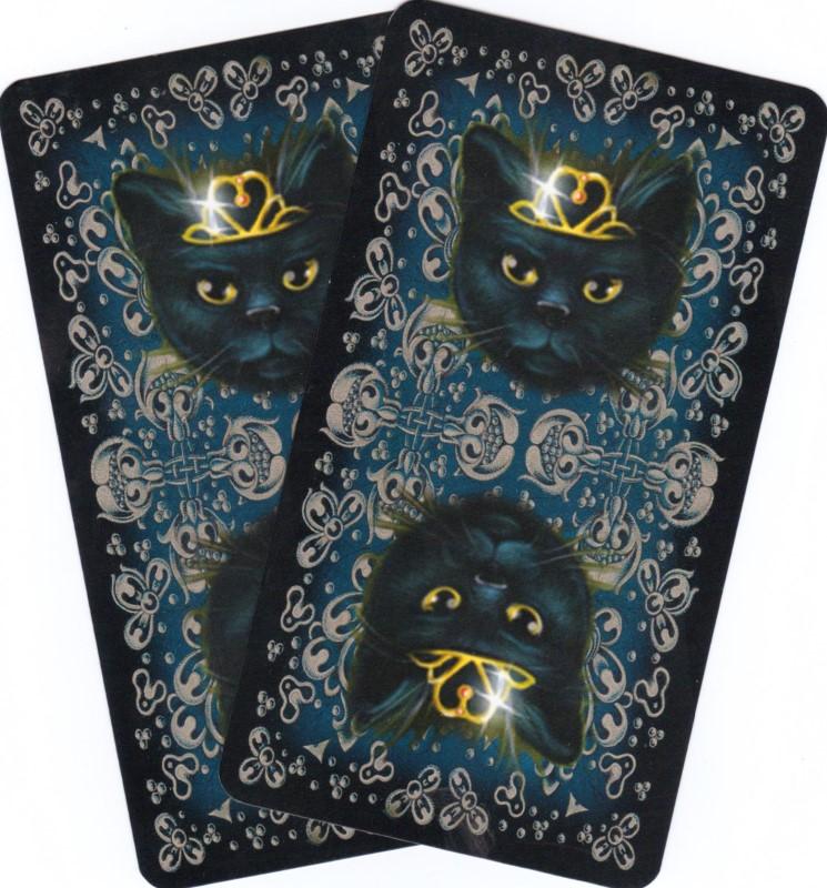 The Black Cats Tarot Deck 4