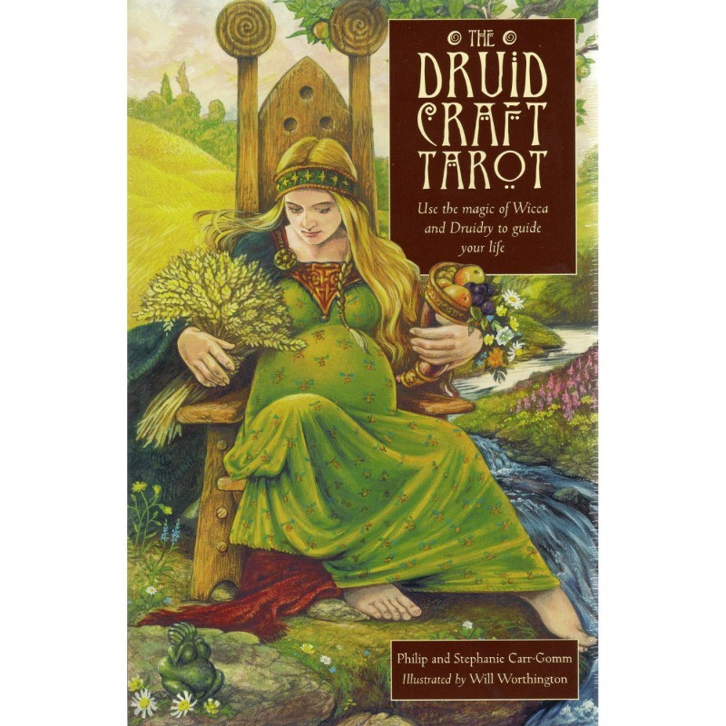 The Druid Craft Tarot Kit