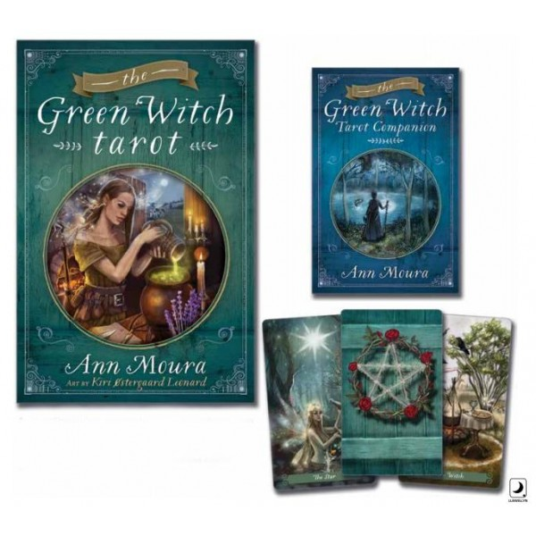 The Green Witch Tarot 2