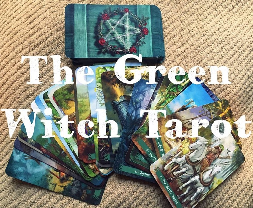 The Green Witch Tarot 3