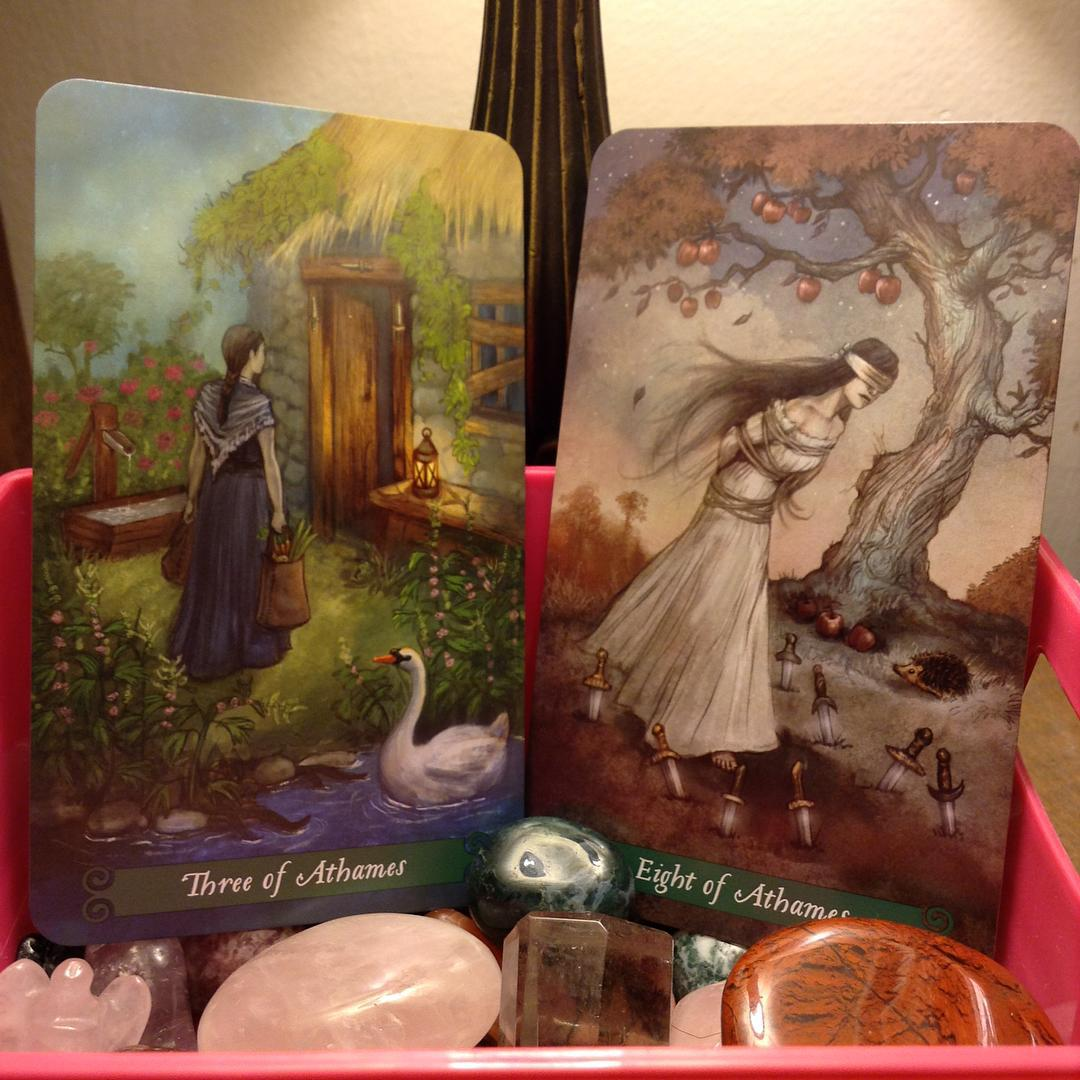 The Green Witch Tarot 6