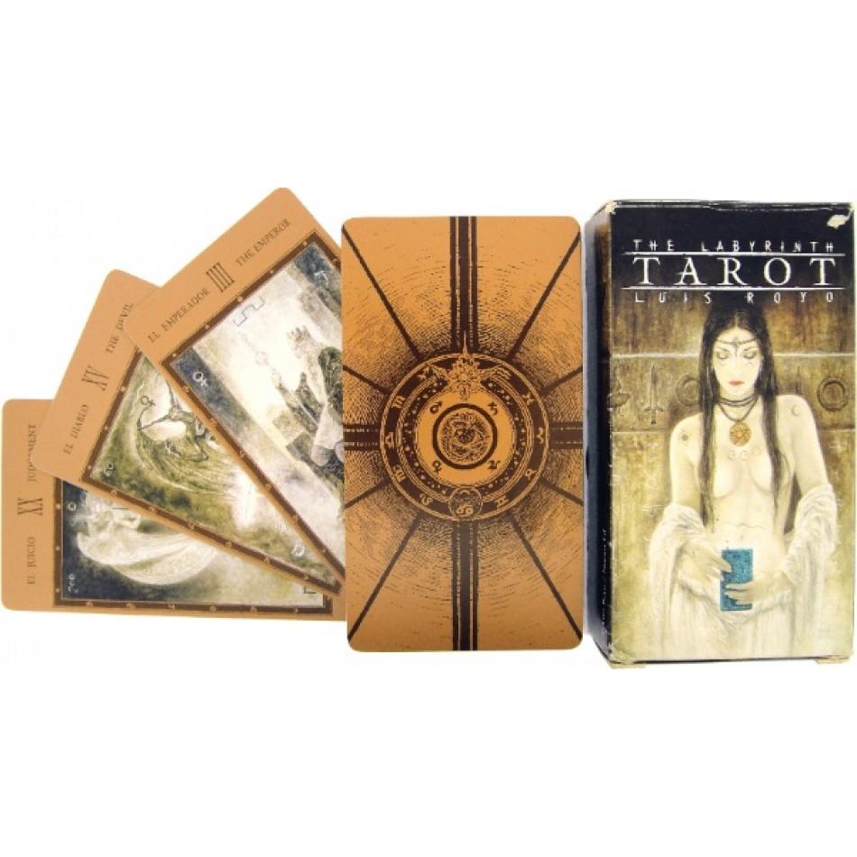 The Labyrinth Tarot 2