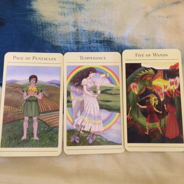 The New Mythic Tarot 3