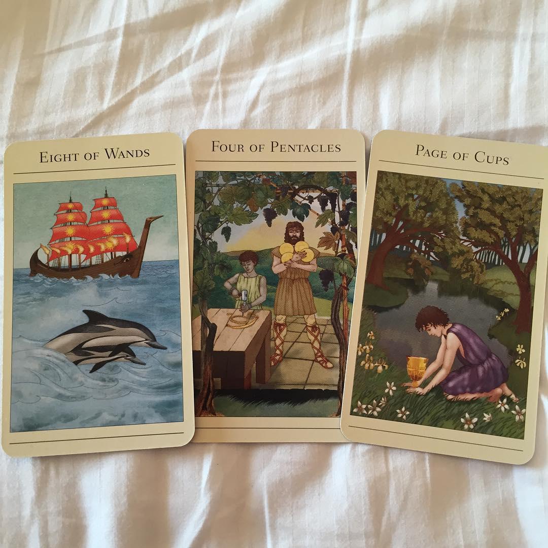 The New Mythic Tarot 4