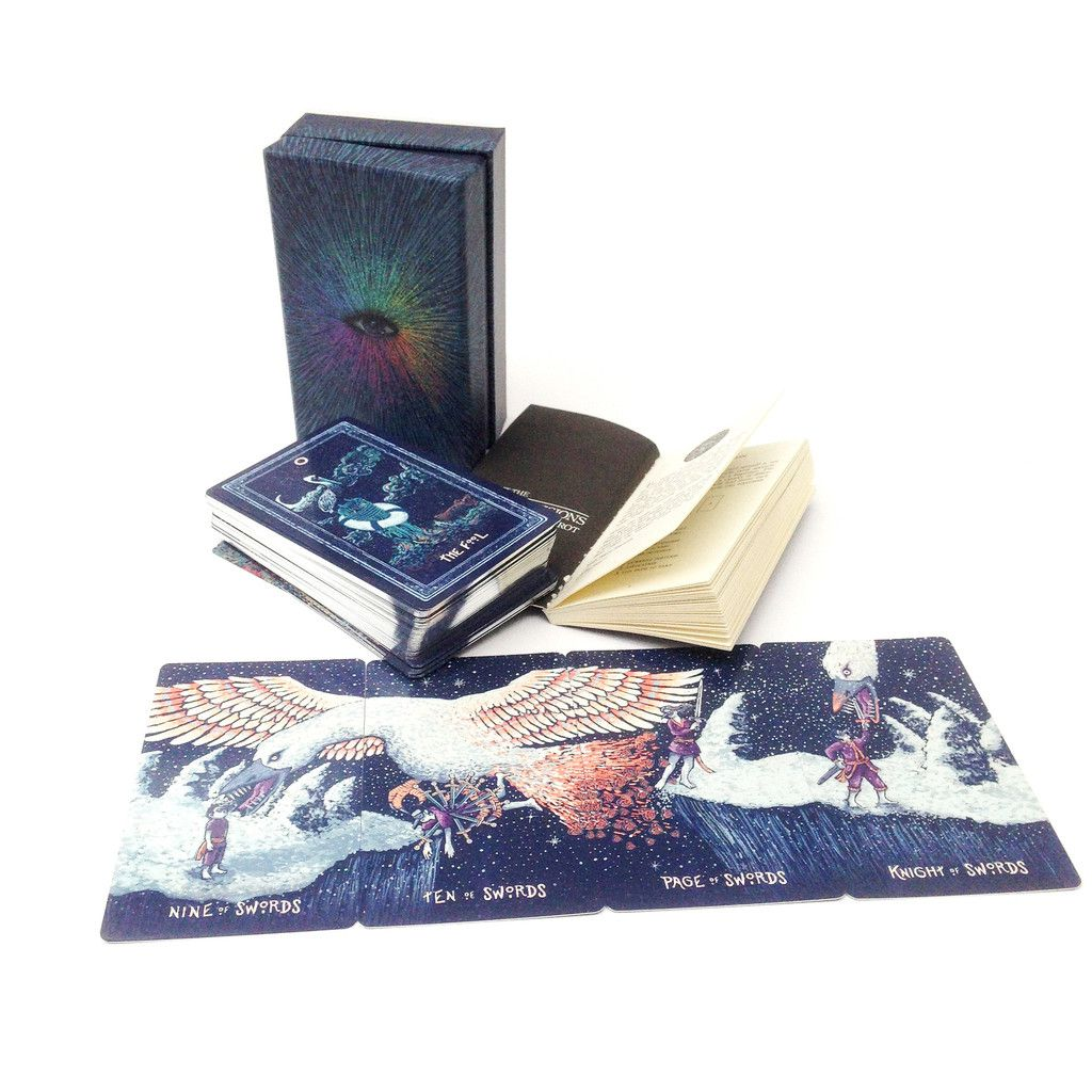 The Prisma Visions Tarot