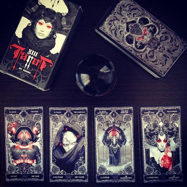 XIII Tarot 4