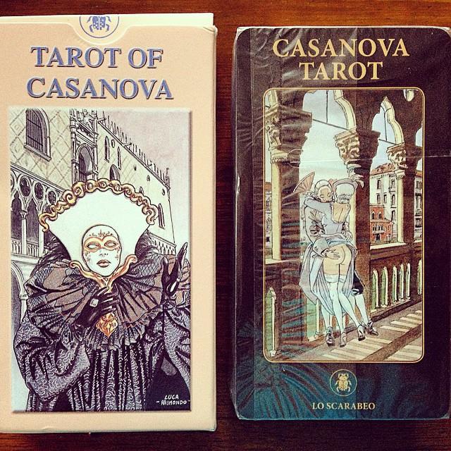 Tarot of Casanova 2