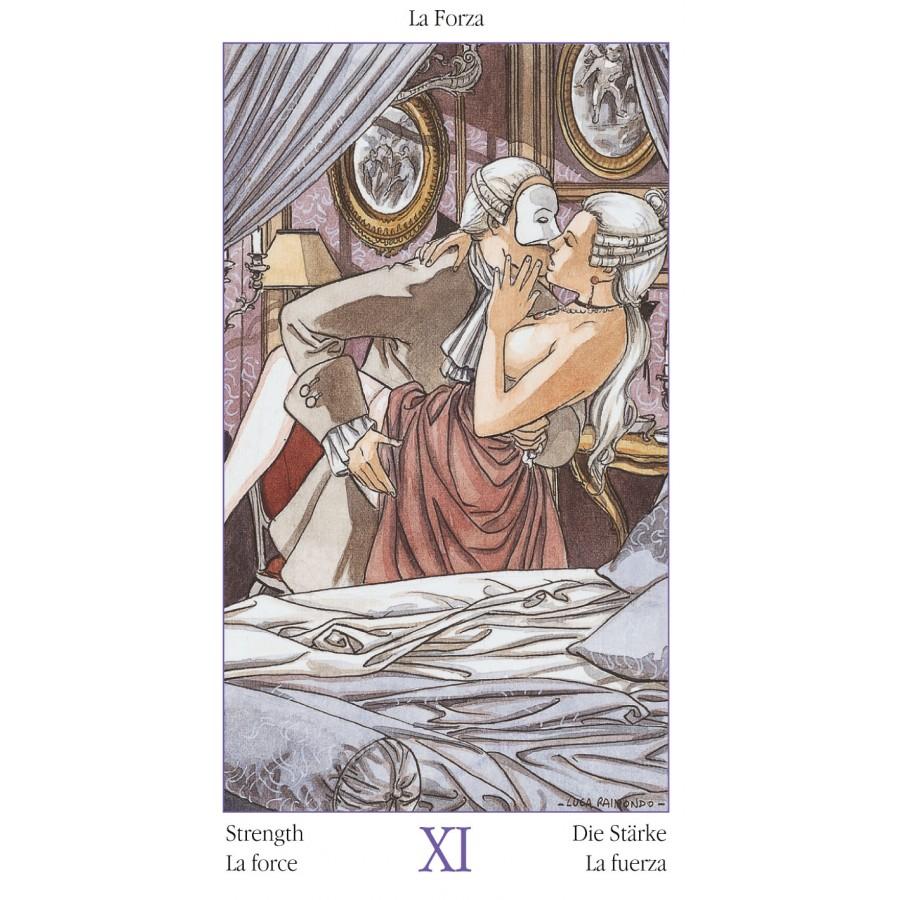 Tarot of Casanova 5