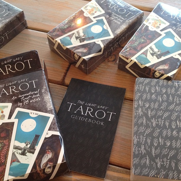 The Light Grey Tarot