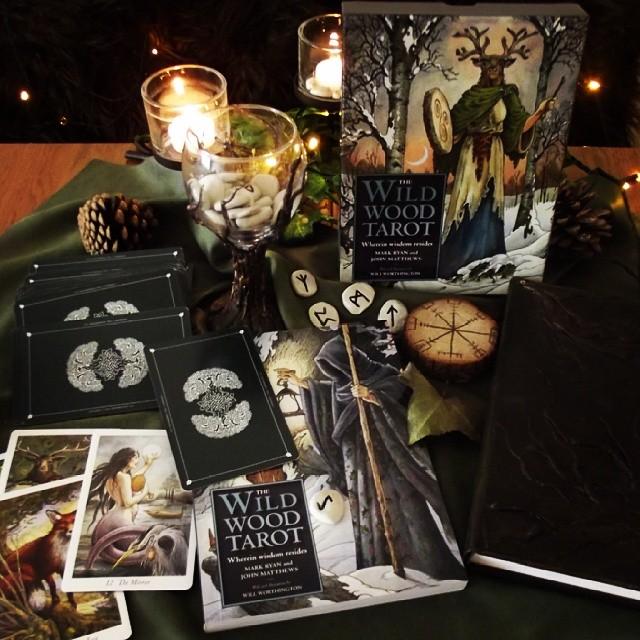 The Wildwood Tarot 2