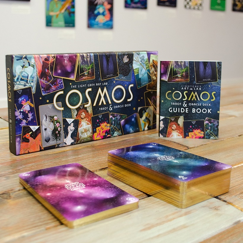 Cosmos Tarot Oracle Deck