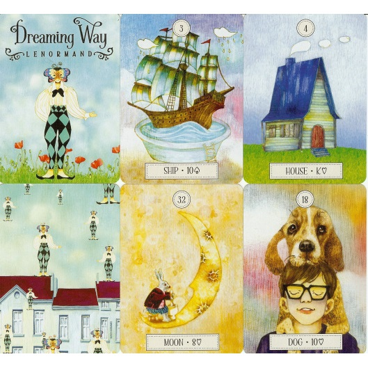 Dreaming Way Lenormand 4