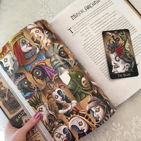 Deviant Moon Tarot Book 2