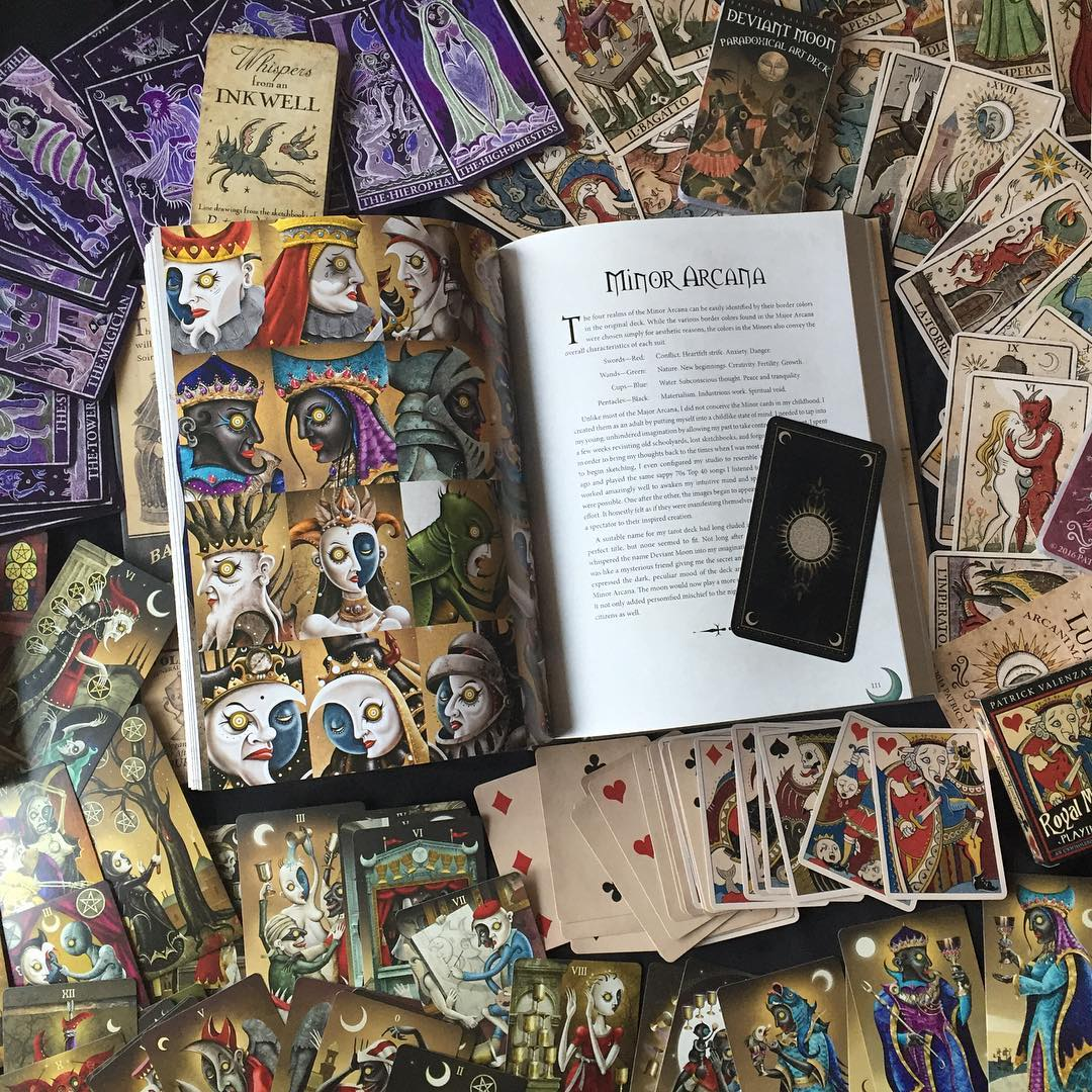 Deviant Moon Tarot Book 5