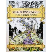 Sách tô màu Shadowscapes