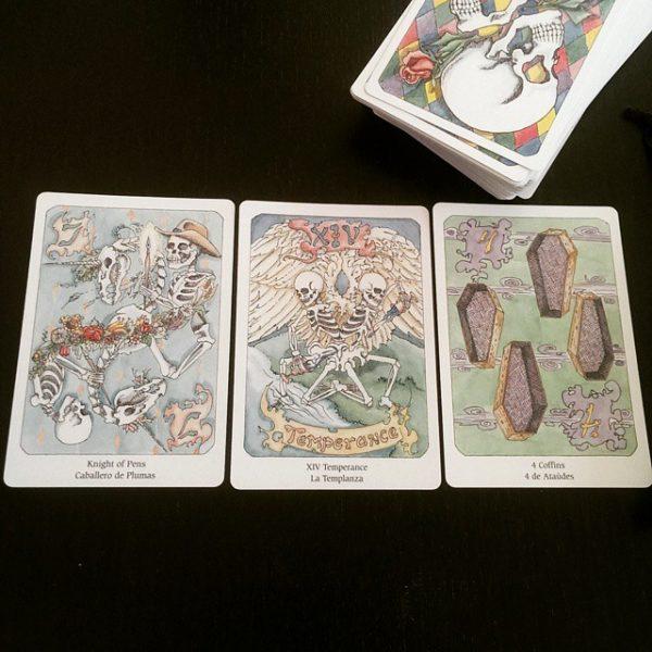 Tarot of the Dead 3
