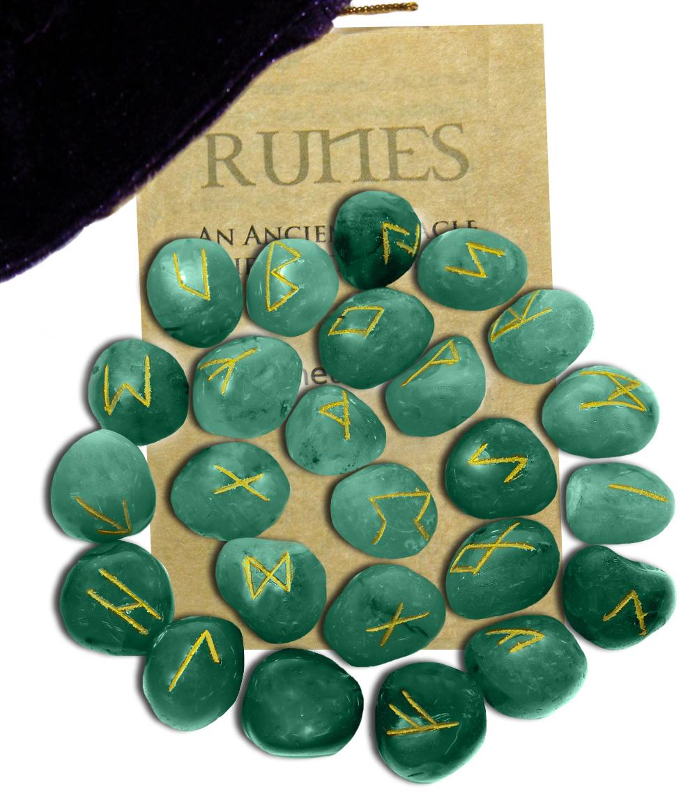green-aventurine-runes