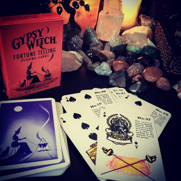gypsy tarot cards meaning Buy gypsy witch fortune telling cards (other) at walmartcom  left corners  and descriptive pictures with meanings on the remaining portions of the cards.