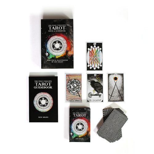 The Wild Unknown Tarot Keepsake Box Set