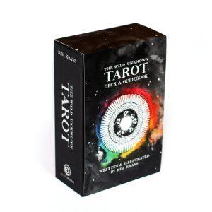 The Wild Unknown Tarot Keepsake Box Set