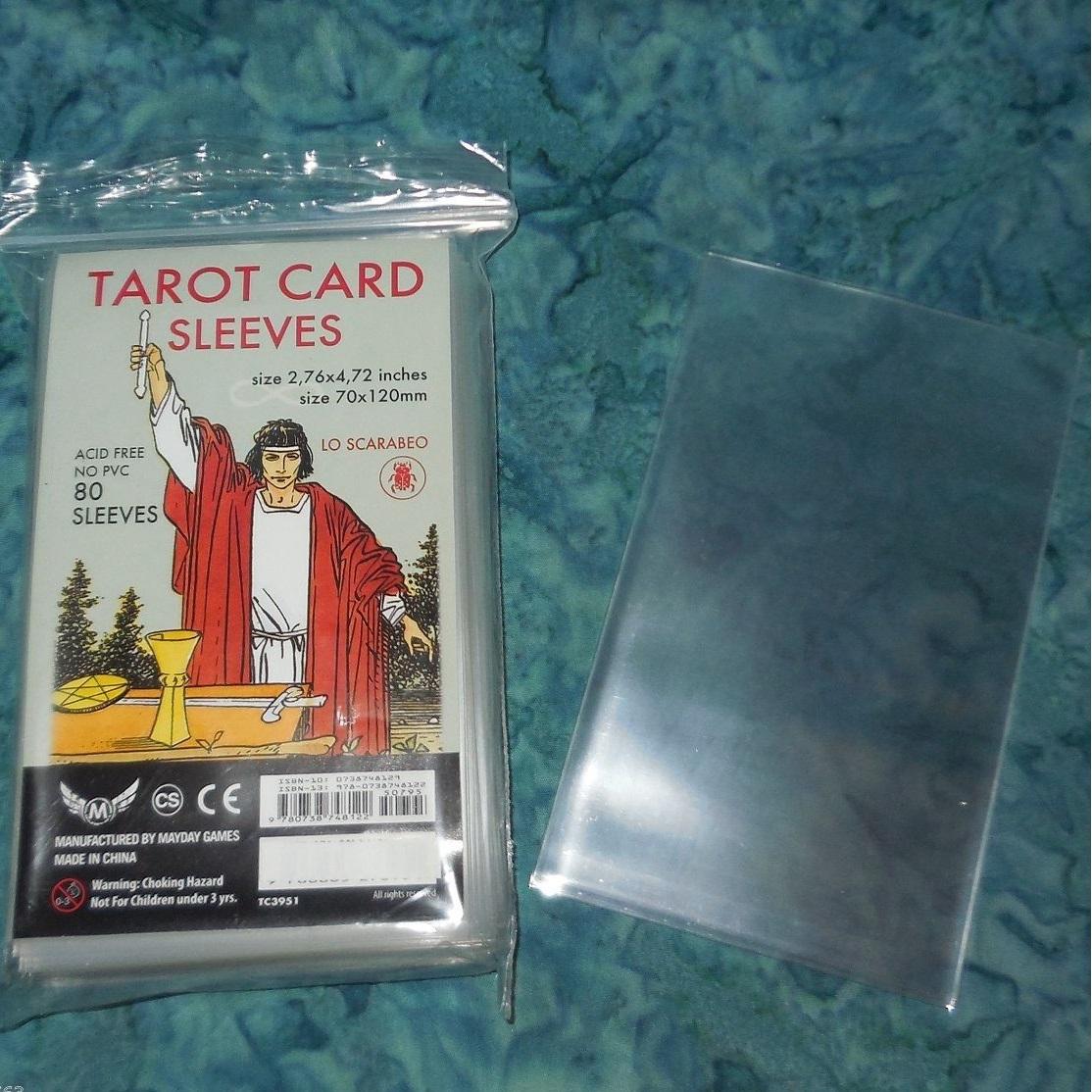 Tarot Card Sleeves 2
