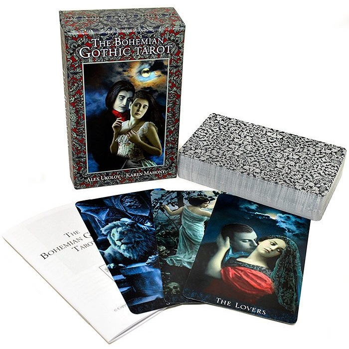 Bohemian Gothic Tarot 3rd Edition 2