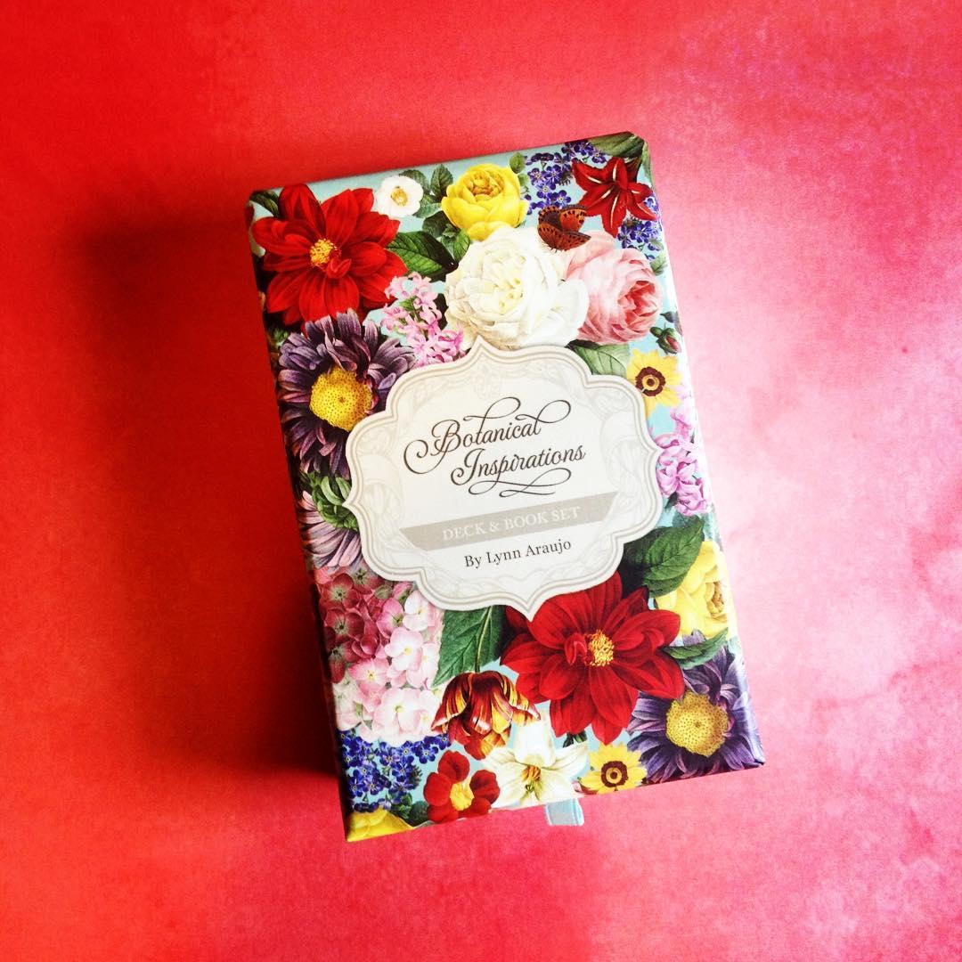 Botanical Inspirations Deck Book Set